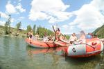 Сплав по рекам Кокса и Катунь