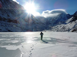 Снегоходный тур к подножью Белухи